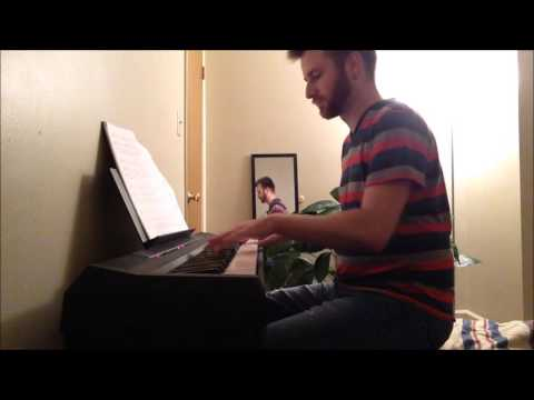 Jekyll and Hyde the Musical - Sympathy, Tenderness (Piano Cover)
