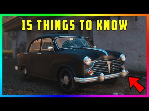 15 Things You NEED To Know Before You Buy The Weeny Dynasty Sports Classic Car In GTA 5 Online!