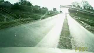 блок пост на трассе Одесса - Сарата(, 2014-05-17T18:24:38.000Z)
