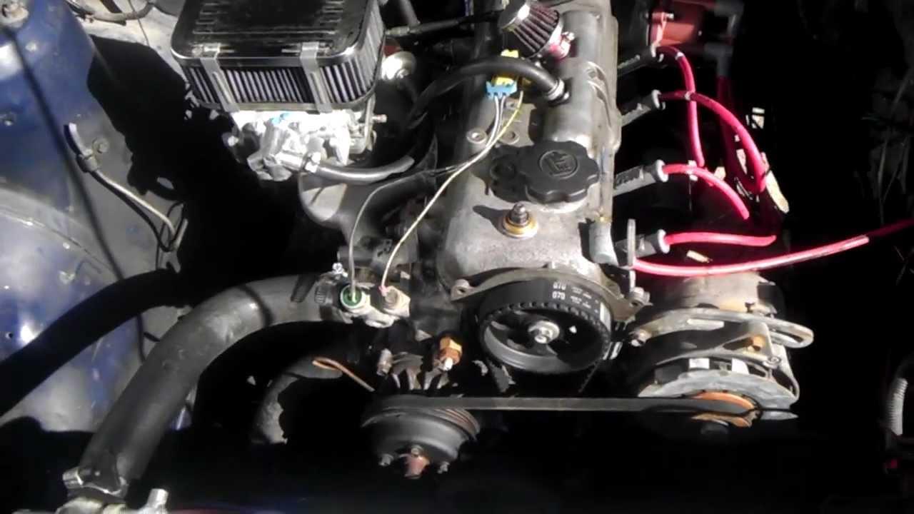 Toyota 4ac Engine Timing