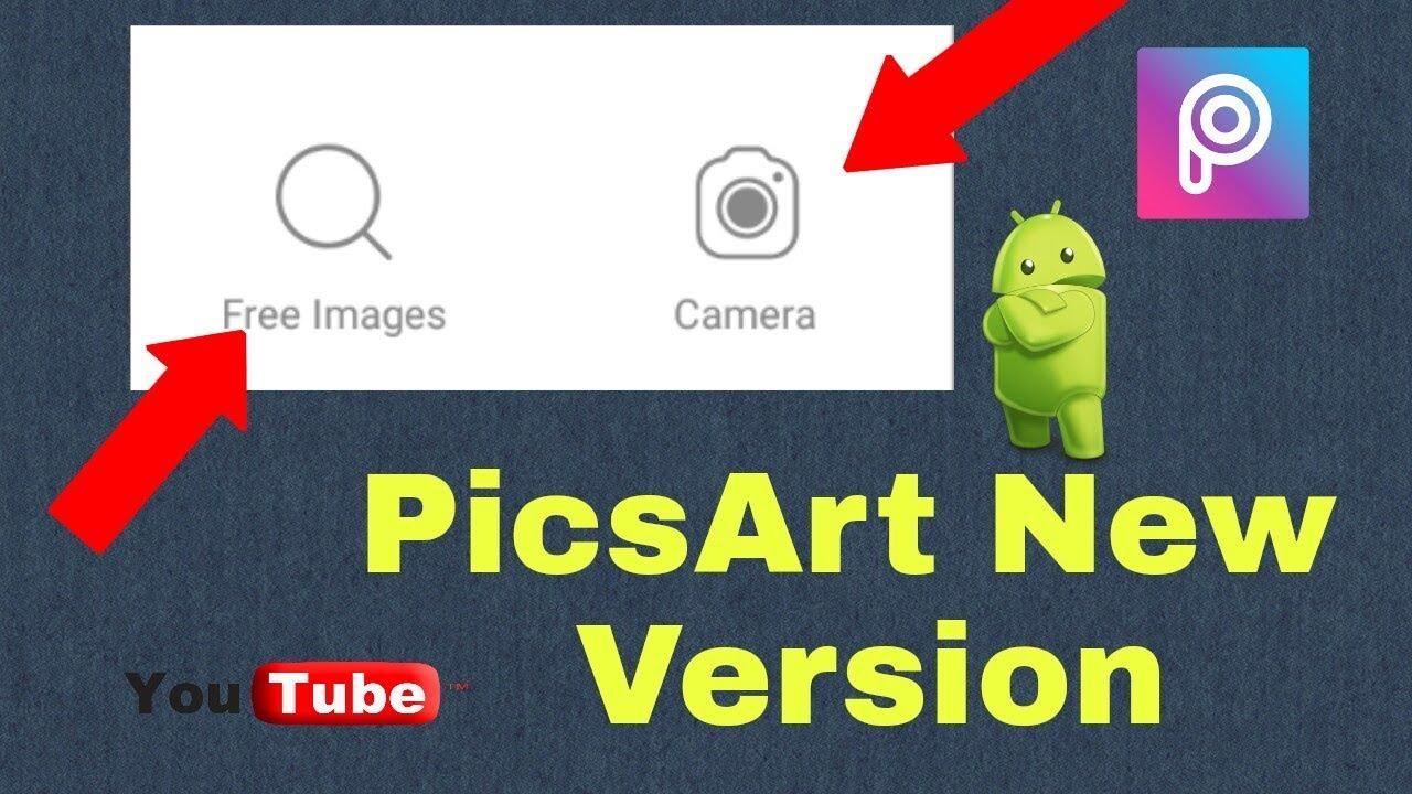 picsart new version