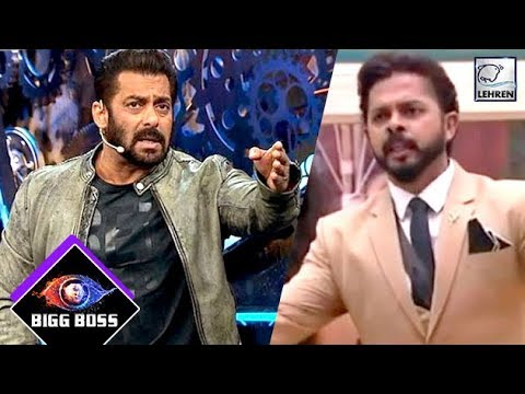 Weekend Ka Vaar: Sreesanth Abuses Workers In The Bigg Boss 12 House