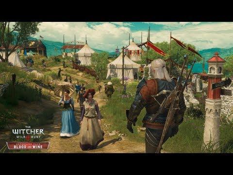 The Witcher 3 Wild Hunt 🔴 Прохождение #9🔴 Дополнение КАМЕННЫЕ СЕРДЦА
