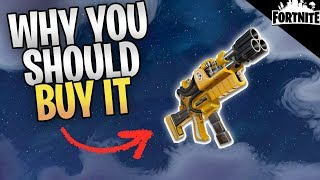 FORTNITE - How To Get The Hydra (Best Assault Rifle From Save The World's First Event)
