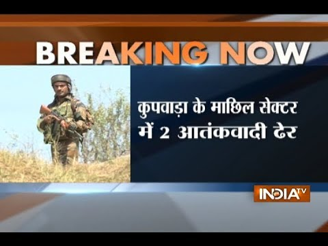 Two militants gunned down in Jammu and Kashmir's Kupwara