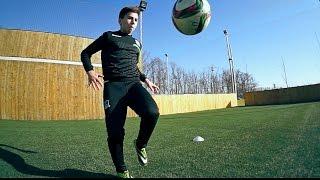 Полезные советы юных «горожан»: обработка летящего мяча