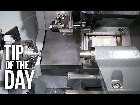 Display the Axes You Want to See on Your Haas Control – Haas Automation Tip of the Day