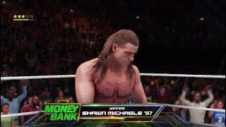 PlayStation®4* WWE 2K18  (H.B.K Vs. Akira Tozawa)