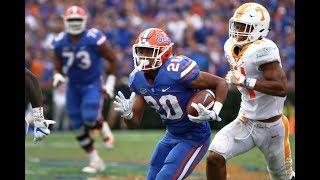 """Malik Davis: Florida Gator - """"Workhorse"""" Freshman Highlights [HD]"""