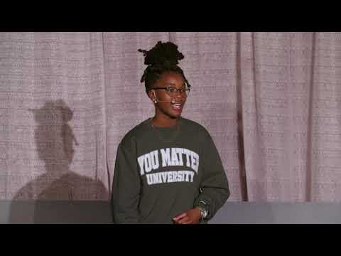 Stop the cycle of Intergenerational Trauma. You Matter | Jabrea Ali | TEDxYouth@Jacksonville