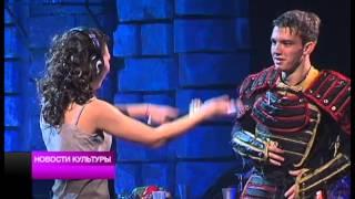 «Ромео и Джульетта» на тюменской сцене: два часа актеры мокнут под дождем
