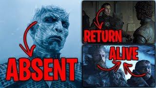 LEAKED! Game of Thrones Season 8 Episode 1 Major SPOILERS !!!   Game of Thrones