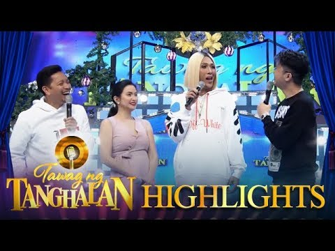 Tawag Ng Tanghalan: Vhong and Jhong tease Vice about the jersey he received