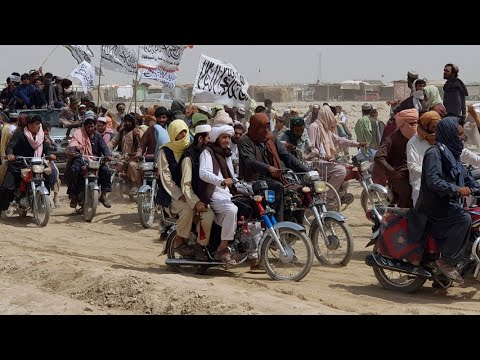 The Hidden Hand: The Taliban is Back......