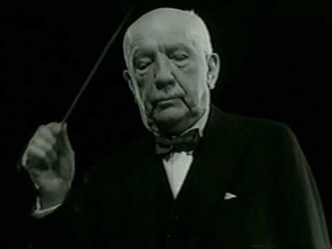 Richard Strauss Conducting