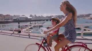 Enséñale el mundo a pedales con WeeRide