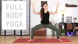 Full Body Stretch Yoga - 30 Minute Deep Stretch Sequence