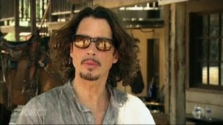Chris Cornell talks regrets of the 80