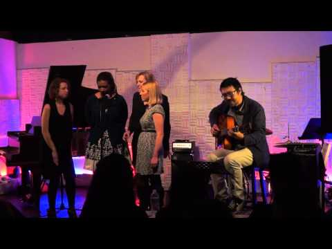 "Vocal Jazz Ensemble (New York Jazz Academy): ""Manhattan Gridlock Blues"""