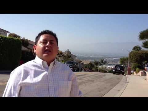 Where is Spyglass Hill, Whittier, California