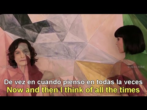 Gotye ft. Kimbra - Somebody That I Used Know [Lyrics English - Subtitulado Español]