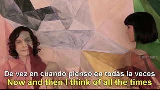 Gotye ft. Kimbra - Somebody That I Used Know [Lyrics English - Subtitulado Espanol]