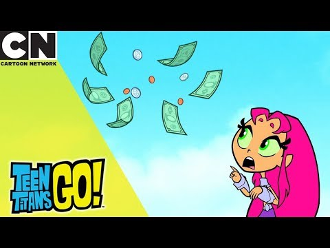 Teen Titans Go! | Teen Titans Stop Time | Cartoon Network UK