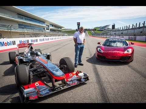 McLaren Day at Circuit of The Americas - Jay Leno's Garage