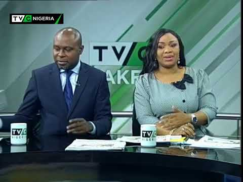 TVC Breakfast December 1st | Newspaper review