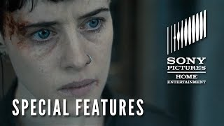 "THE GIRL IN THE SPIDER'S WEB: Special Features Clip ""Becoming Lisbeth - Claire"""