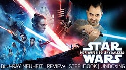 Star Wars: Der Aufstieg Skywalkers | Blu-ray Neuheit | Review | Steelbook | Unboxing