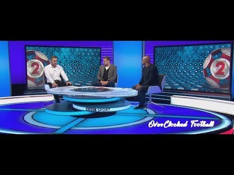 BBC MOTD 2 Week 9 - Full w/ Martin Keown & Ian Wright - Spurs vs Liverpool, Arsenal - 22/10/2017