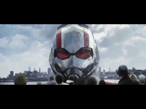 ANT-MAN AND THE WASP - Ny officiell trailer