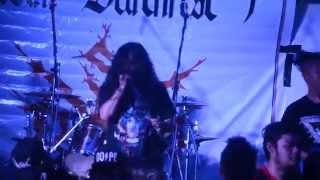 JASAD Live@Sabah Death Fest III 28/03/2015 - Cengkram Garuda