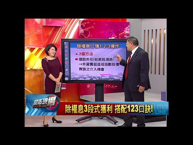 【股市現場-非凡商業台鄭明娟主持】20180514part.6(俞伯超)