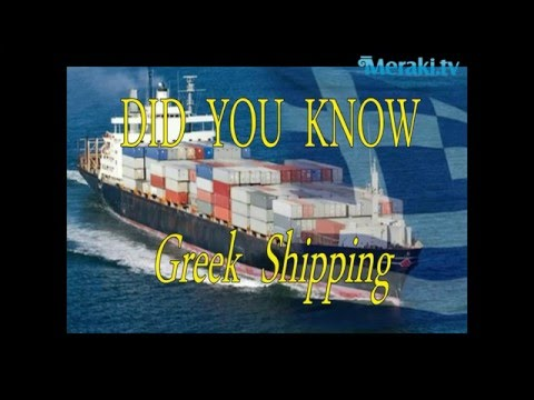 Did You Know -  Greek Shipping