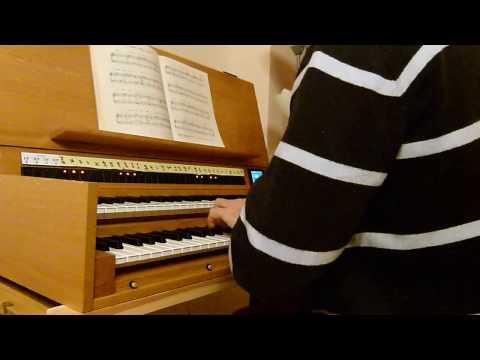 Noel F54 Gloire à toi, Seigneur, gloire à toi, Pierre ASTOR orgue