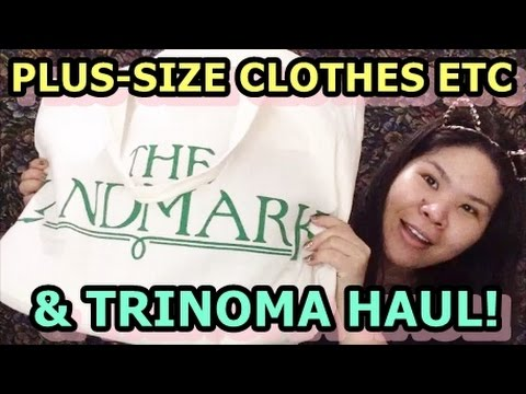 Tipid Clothes Haul At Trinoma Ang Daming Plus Size