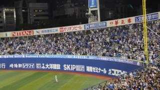2017年4月12日 横浜DeNAベイスターズvs阪神タイガース 横浜スタジアム ...