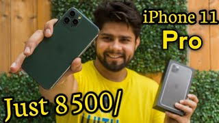 Cheap iPhone 11 Pro Just 8500/Rs Only I Master Copy I My Honest Opinion