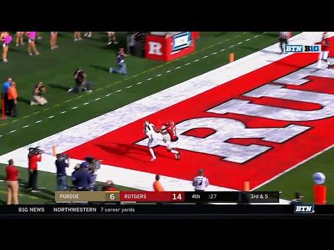 Purdue at Rutgers - Football Highlights