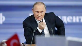 """Putin on Turkey: """"I won"""