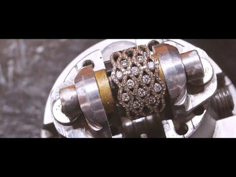 Handmade Multi Diamond Ring - Birmingham
