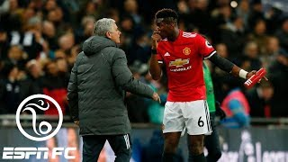 Is Paul Pogba trying to force his way out of Manchester United? | ESPN FC