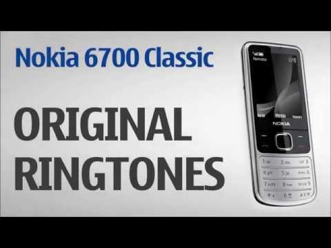 Nokia 6700 Classic Ringtones (Original) || The Premium One