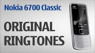 Finally, after a long while. we're proudly presenting the original stock ringtones of nokia 6700 classic. we included some from classic ...