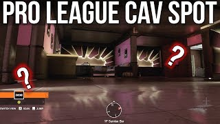 Pro League Cav Spot! Sneaky Pro League Tricks on Coastline - Rainbow Six Siege