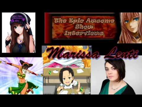 EAS The Interview of Marissa Lenti