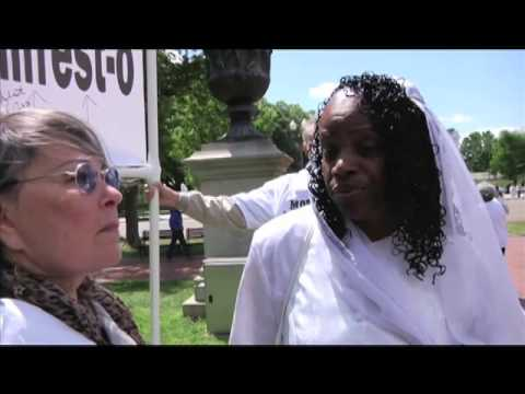 Mildred Muhammad: DC Sniper's Wife, An interview with Roseanne Barr
