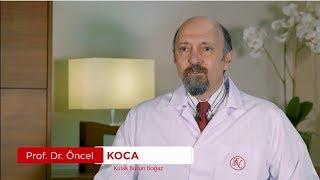 Prof. Dr. Öncel KOCA - Kulak Burun Boğaz